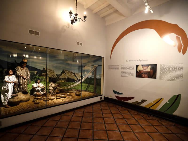 MUSEO ETNOGRÁFICO AMAZÓNICO