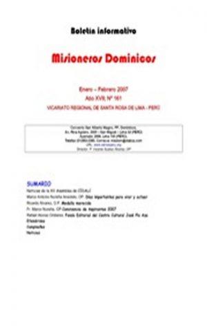 Boletín Misioneros Dominicos / 161 (2007)