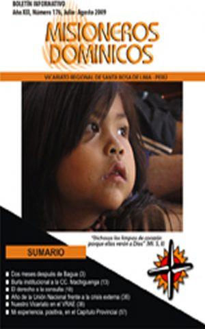 Boletín Misioneros Dominicos / 176 (2009)