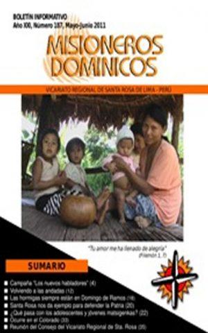 Boletín Misioneros Dominicos / 187 (2011)