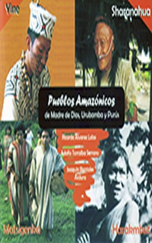 Pueblos Amazónicos de Madre de Dios, Urubamba y Purús